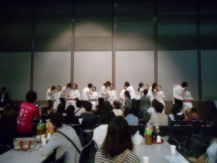 美姿勢チェックとダイエット講座 - イベントの様子 10