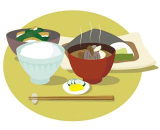 食事イメージイラスト