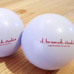 筋膜リリースに「リボールケア®専用ボール」